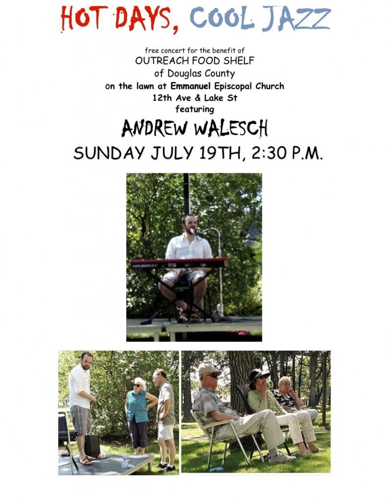Andrew Walesch Concert
